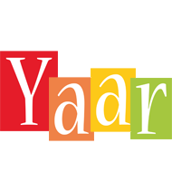 Yaar colors logo