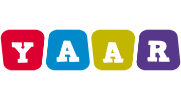 Yaar kiddo logo