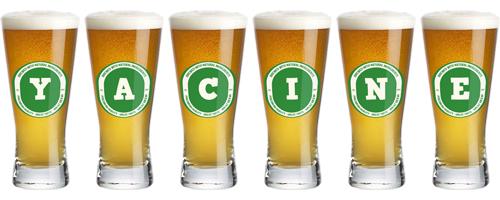 Yacine lager logo