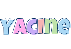 Yacine pastel logo