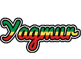 Yagmur african logo