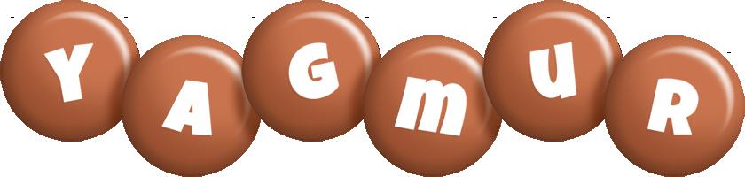 Yagmur candy-brown logo