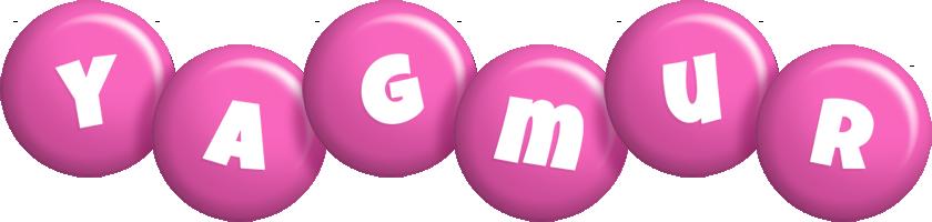 Yagmur candy-pink logo