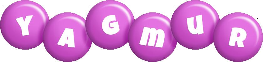 Yagmur candy-purple logo