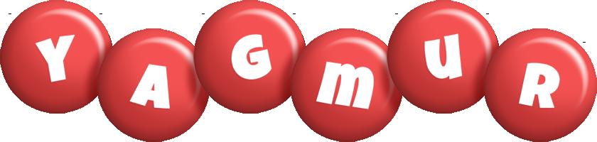 Yagmur candy-red logo