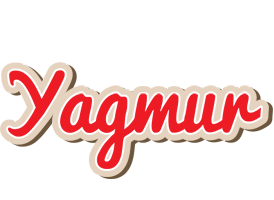 Yagmur chocolate logo