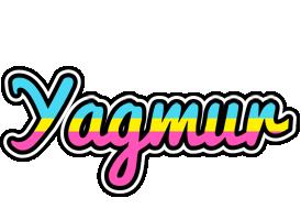 Yagmur circus logo