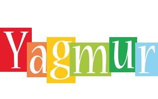 Yagmur colors logo
