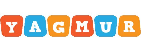Yagmur comics logo