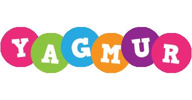 Yagmur friends logo