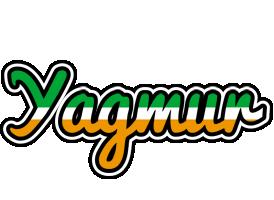 Yagmur ireland logo