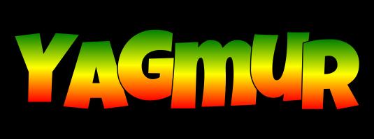 Yagmur mango logo