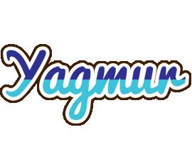 Yagmur raining logo