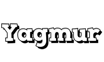Yagmur snowing logo