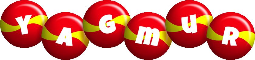 Yagmur spain logo