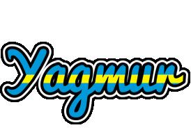 Yagmur sweden logo