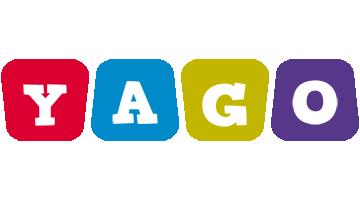 Yago kiddo logo