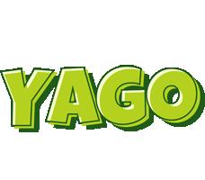 Yago summer logo