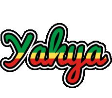 Yahya african logo