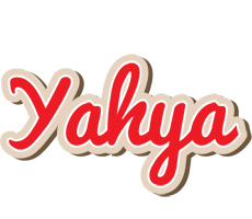 Yahya chocolate logo