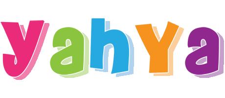Yahya friday logo