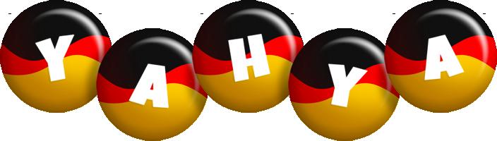 Yahya german logo