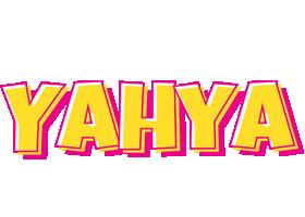 Yahya kaboom logo
