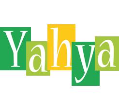Yahya lemonade logo