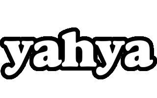 Yahya panda logo
