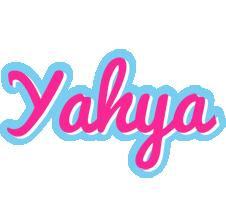 Yahya popstar logo