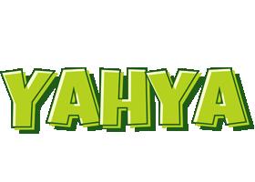Yahya summer logo