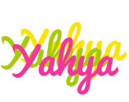 Yahya sweets logo