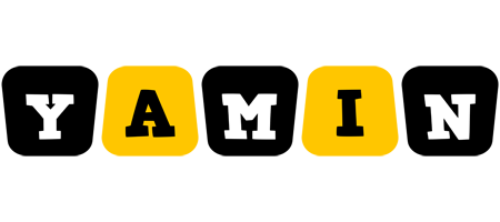 Yamin boots logo