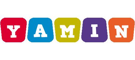 Yamin daycare logo