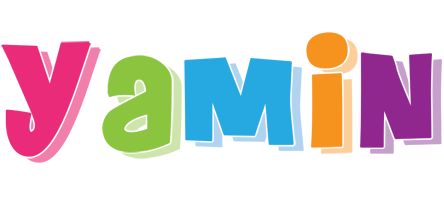 Yamin friday logo