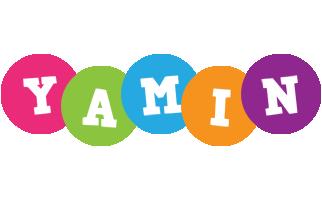 Yamin friends logo