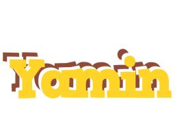 Yamin hotcup logo