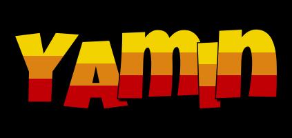 Yamin jungle logo