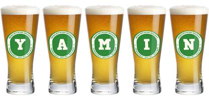 Yamin lager logo