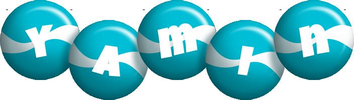 Yamin messi logo