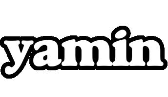 Yamin panda logo