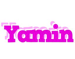 Yamin rumba logo