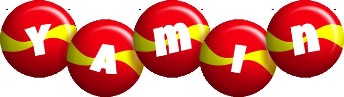 Yamin spain logo