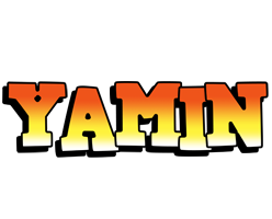 Yamin sunset logo
