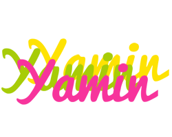 Yamin sweets logo