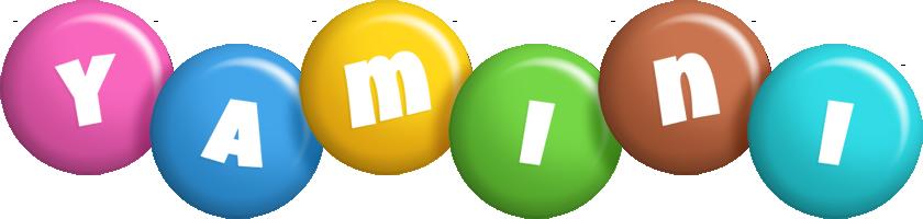 Yamini candy logo