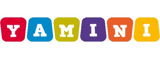 Yamini daycare logo