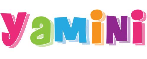 Yamini friday logo