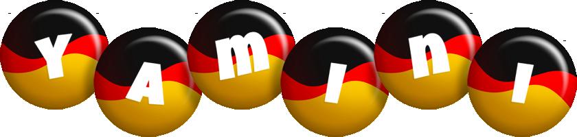 Yamini german logo