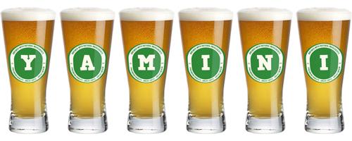 Yamini lager logo